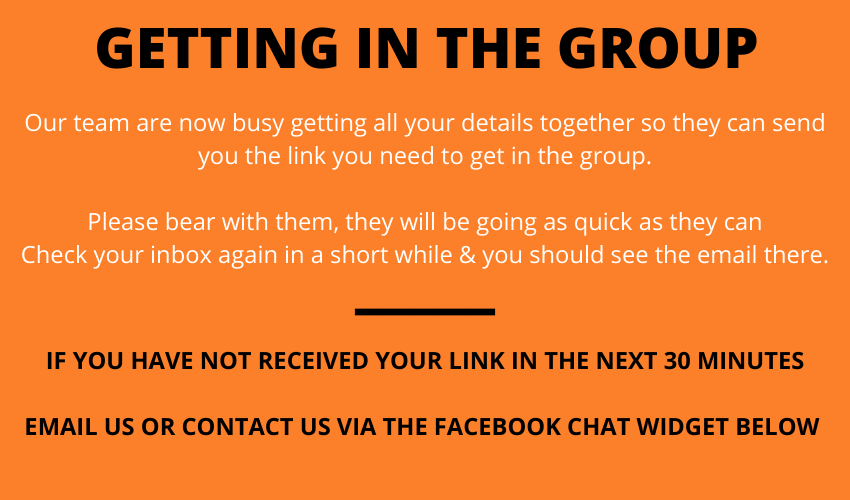 getting in The Group Please Read